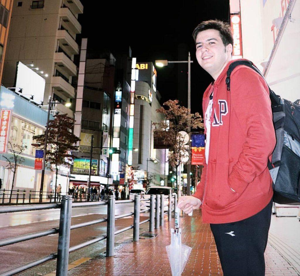شبگردی های توکیو